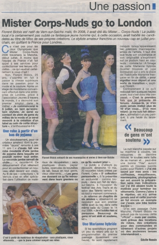 Article, Le Journal de Vitré - 18.05.2012.JPG