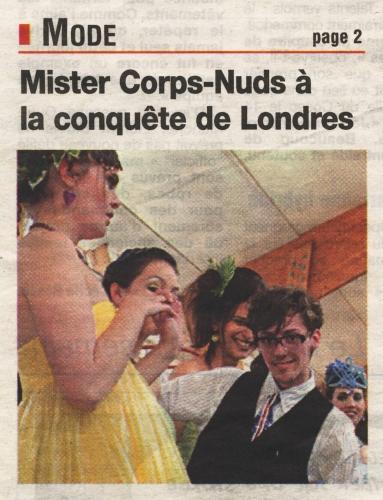 Encart de première page, Le Journal de Vitré - 18.05.2012.JPG